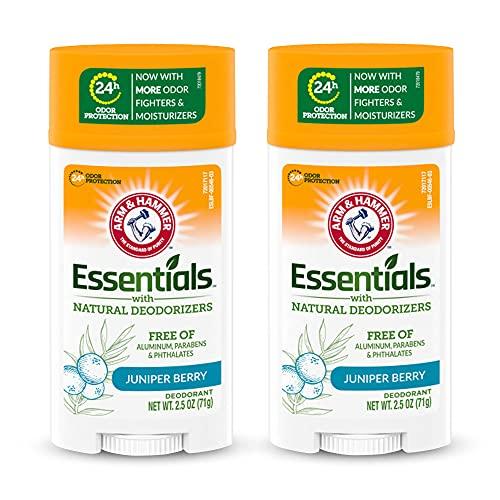 ARM & HAMMER Essentials Deodorant- Clean Juniper...