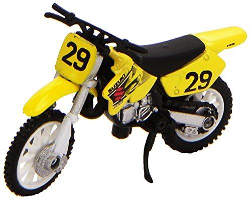 NEW RAY - A0904646 - Véhicules miniatures - Moto cross/quad/moto routière 1/32e - Modèle aléatoire