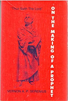 Paperback On the Making of a Prophet Book
