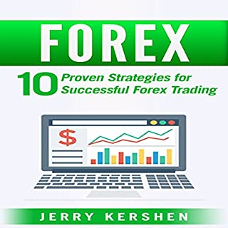 Forex: 10 Proven Strategies for Successful Forex Trading audiobook cover art