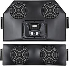 SSV Works WP-RZFO4 Polaris 4 seat RZR800 and XP900 BLUETOOTH 4 Speaker Overhead Stereo System