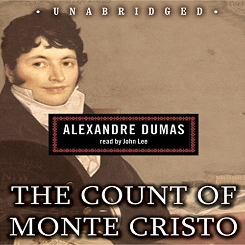 The Count of Monte Cristo Audiobook By Alexandre Dumas cover art