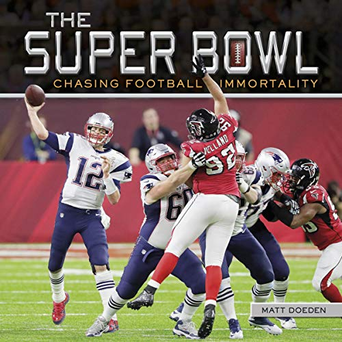 The Super Bowl cover art