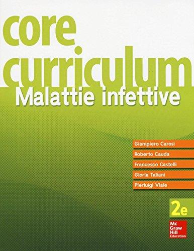 Core curriculum. Malattie infettive