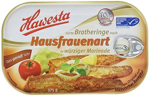 HAWESTA MSC Brathering Hausfrauen Art, 225 g