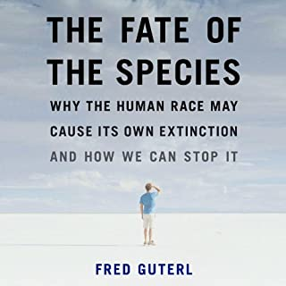 The Fate of the Species audiobook cover art