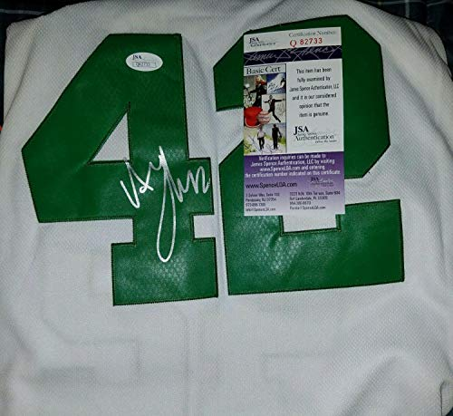 Al Horford Autographed Signed (Celtics) Jersey Size Xl In Person. JSA Certified