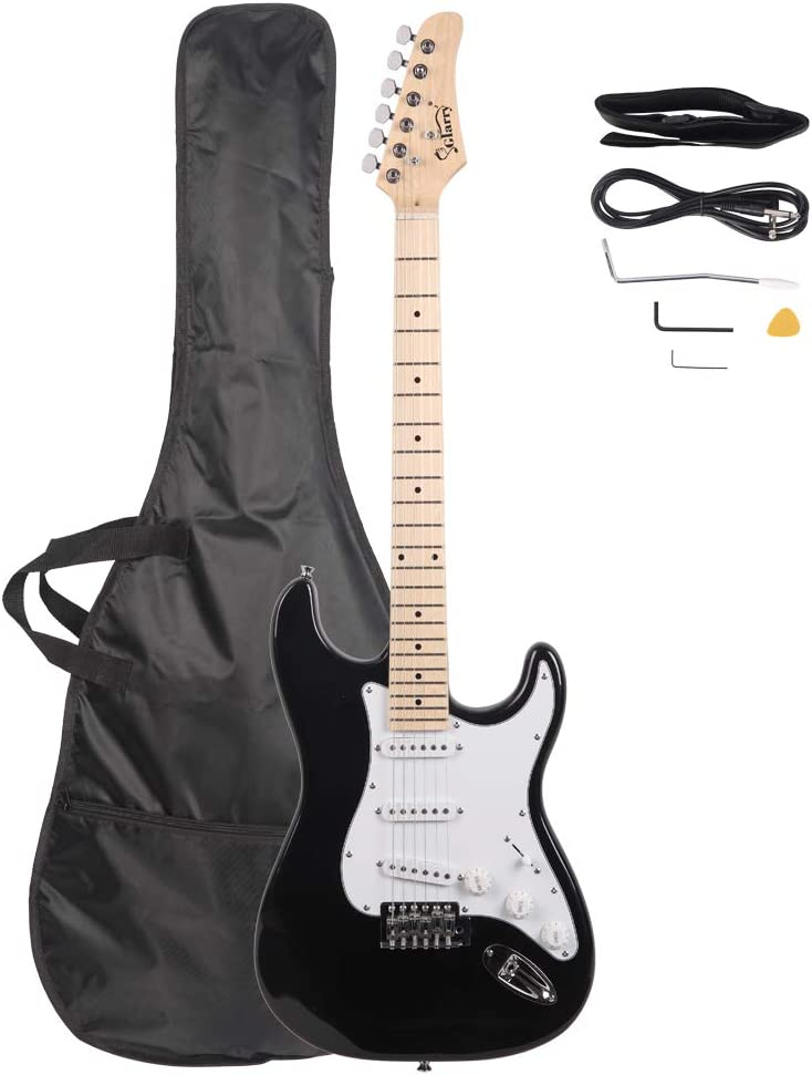 39 Inch Electric Guitar Kit Special price for a limited time Bundle Gu - Beginner Award-winning store