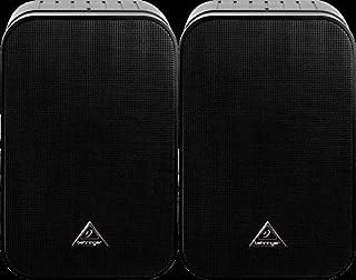 "Behringer 1C-BK Passive 100W 5"" Monitors Black (Pair)"
