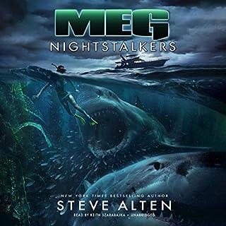 Meg: Nightstalkers cover art