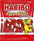 Haribo 0008006 Favoritos Red&White, 1 Kg