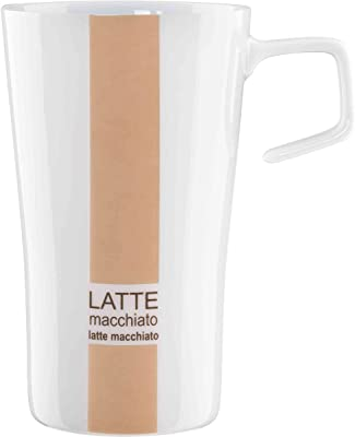 ASA Selection Al Bar Latte Macciato Cup Brown