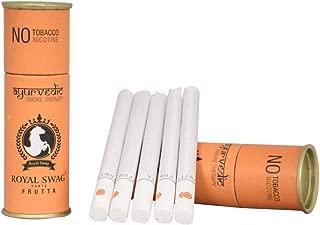Royal Swag Herbal Cigarette FRUTTA 1x5 100% Nicotine & Tobacco Free Cigarettes Pack 1