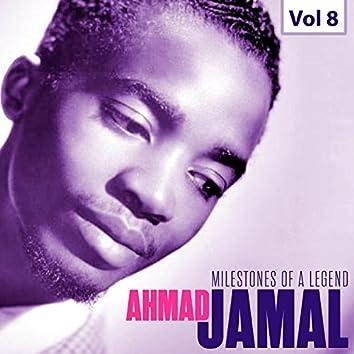 Milestones of a Legend - Ahmad Jamal, Vol. 8