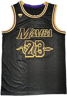 Amazon.com: black lebron james lakers jersey