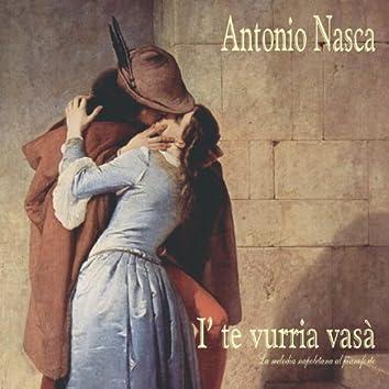 I' te vurria vasà: la melodia napoletana al pianoforte