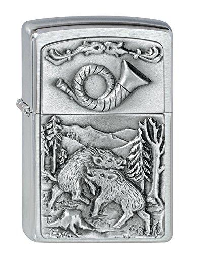 Zippo 2000221 Nr. 200 Boars Emblem