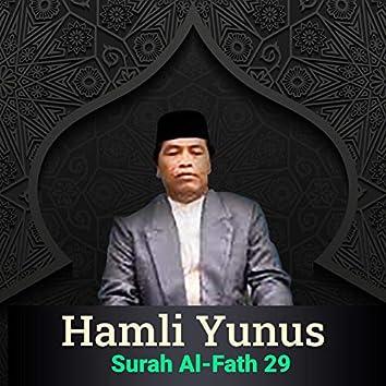 Surah Al-Fath 29
