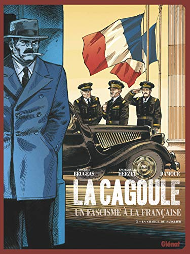 La Cagoule - Tome 03 : La Charge du sanglier (French Edition)