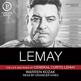 LeMay audiobook cover art