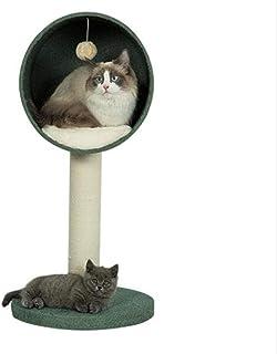 Pet Waterloo Nido de Mascotas - Marco de Escalada de Gato Árbol de Madera Maciza Gato Sisal Gato Rascador de Gato Juguete ...