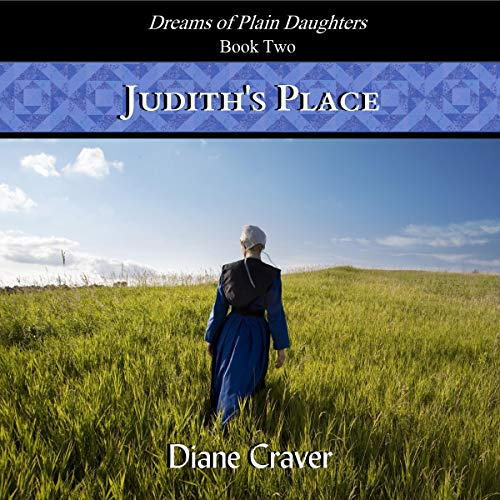 Judith's Place audiobook cover art