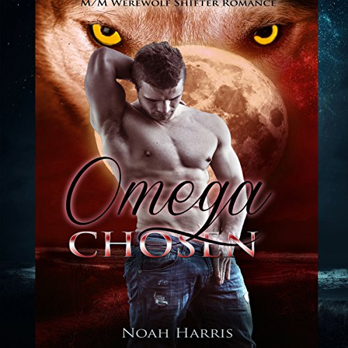 Omega Chosen audiobook cover art