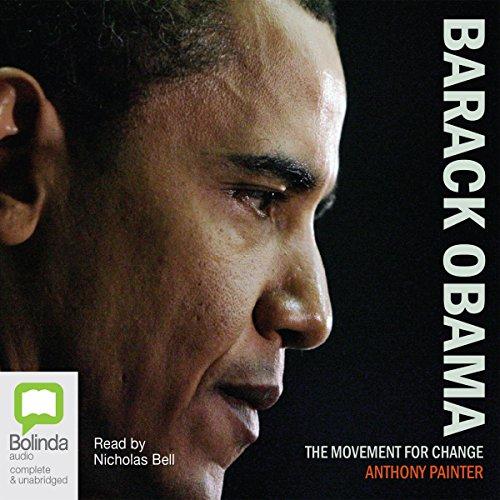 Barack Obama cover art