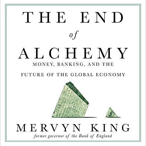 The End of Alchemy audiobook cover art