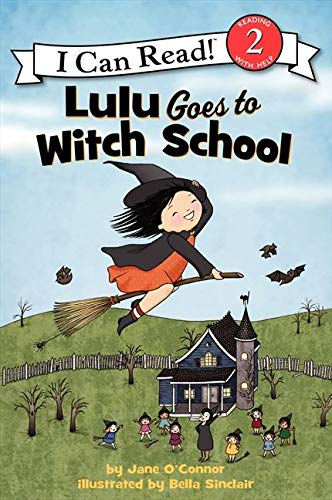 Product Image of the Lulu Goes to Witch School (I Can Read Level 2)