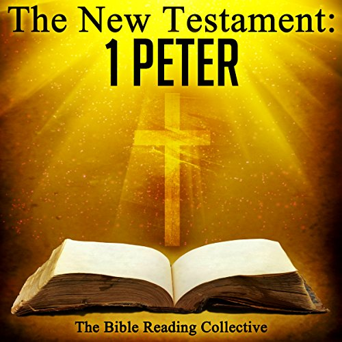 The New Testament: 1 Peter audiobook cover art