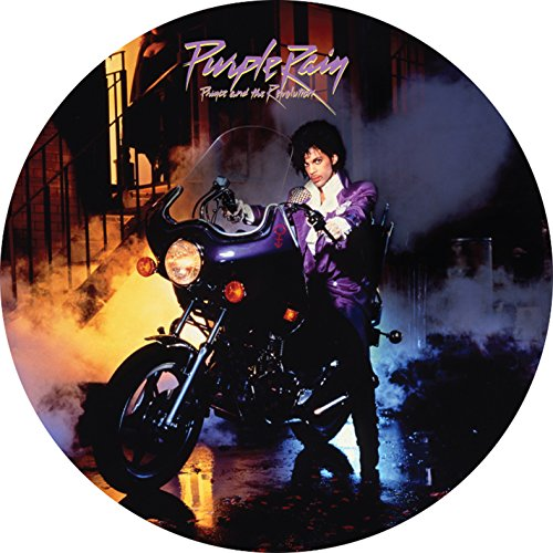 Purple Rain (Picture Disc)