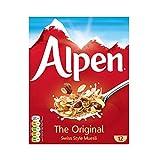 Alpen Original- Muesli Suizo Original (10 unidades de 560 gramos)