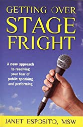 Cover of book - Getting Over Stage Fright