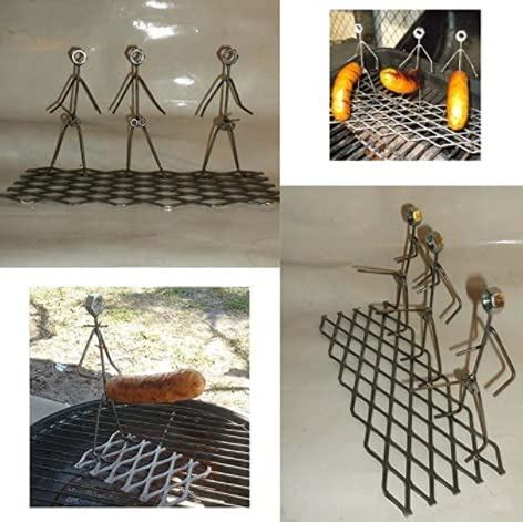 YiCan Barbecue Fork Steel NEW before selling ☆ Hot Roasters Year-end gift Marshmallow Dog Food Grad
