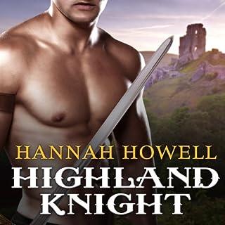 Highland Knight audiobook cover art