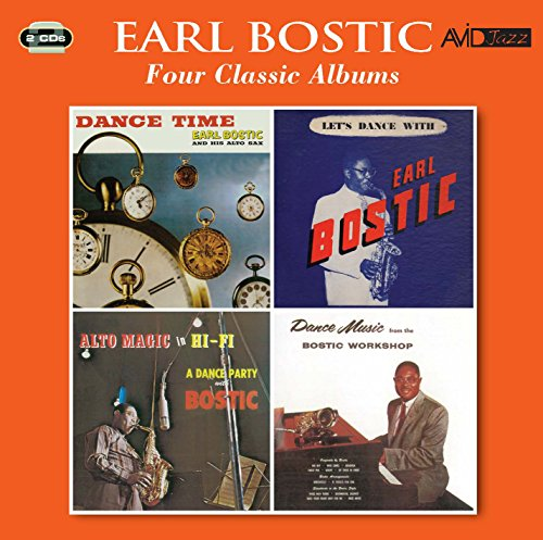 Four Classic Albums (Dance Time / Let's Dance / Alto Magic In Hi-Fi / Dance Music From The Bostic Workshop)