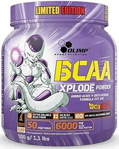 Olimp Sport Nutrition BCAA Xplode Dragon Ball Ice Tea Peach, 500 g