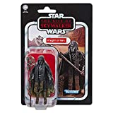 Star Wars The Vintage Collection The Rise of Skywalker Knight of Ren (Long Axe) Toy, 3.75' Scale Figure, Kids Ages 4 & Up