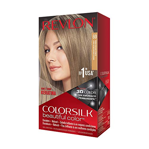 Revlon ColorSilk Tinte Cabello Permanente Tono #60