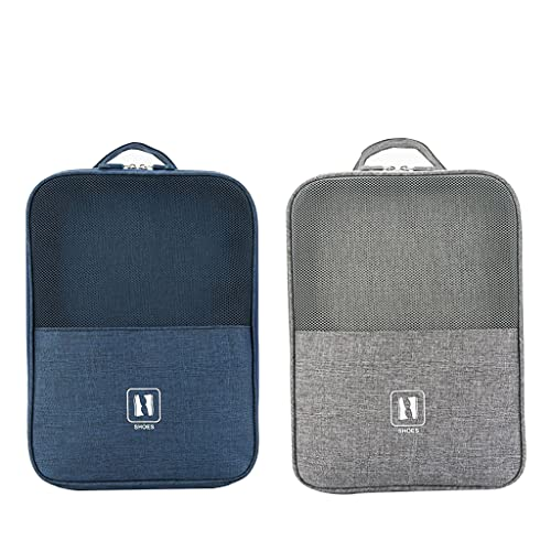 WenPingUK - Bolsa de almacenamiento para viajes, portátil, impermeable, grande, bolsa de almacenamiento, organizador de maleta