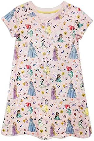 Disney Princess Nightshirt for Girls Size 5 6 product image