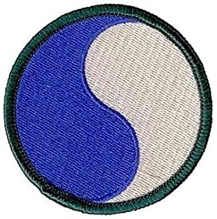 NEW U.S. Army 29th Infantry Division 2.5