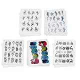ASOMI Nail Art Stickers Decoraciones para uñas DIY Accesorios...