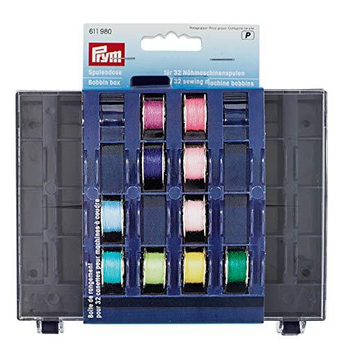 Spulendose für 32 Nähmaschinenspulen leer | Flur & Diele > Haushaltsgeräte > Strick und Nähmaschinen | Prym