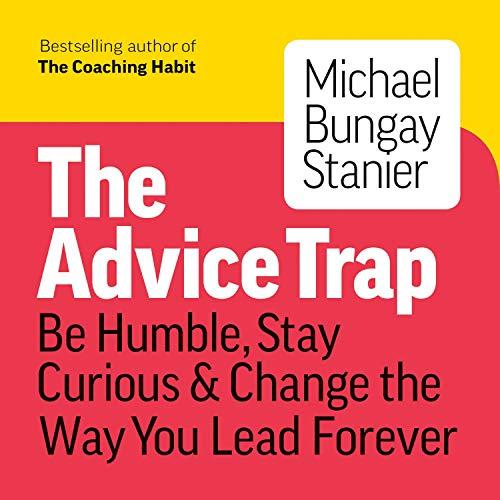 The Advice Trap cover art