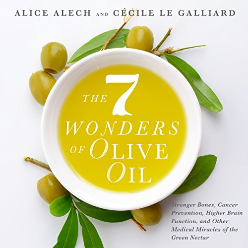 The 7 Wonders of Olive Oil audiobook cover art