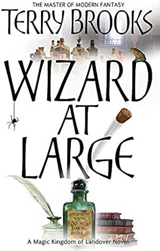 [[Wizard At Large: Magic Kingdom of Landover Series: Book 03]] [By: Brooks, Terry] [May, 2007]