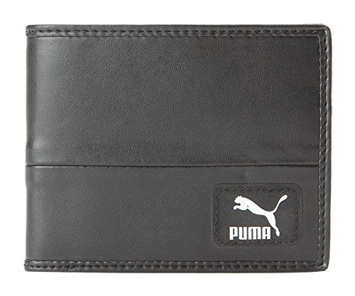 Puma Originals Billfold Wallet 075019-01; Unisex Wallet; 075019-01; Black; One Size EU ( UK)