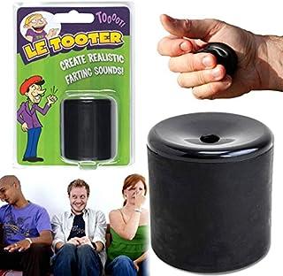 TreeLeaff Create Farting Sounds, Fart Pooter Gag Prank Joke Novelty Gadgets Tricky Novelty Toys Gift Funny Fart Pooter Gag...
